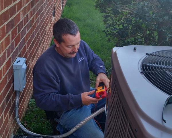 AC Maintenance in Richmond VA