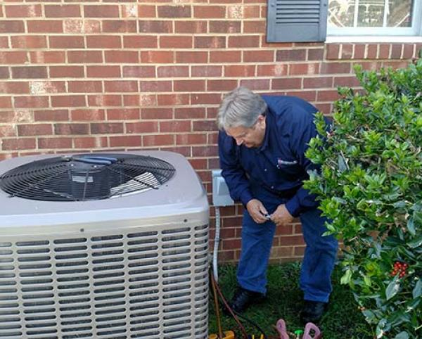 Heating Equipment Maintenance in Richmond VA